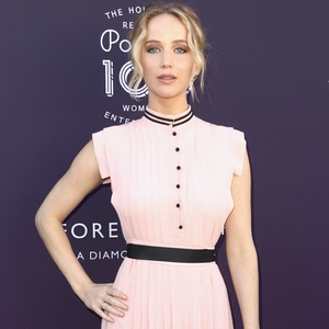Jennifer Lawrence, The Hollywood Reporter, 2017 Women In Entertainment Breakfast