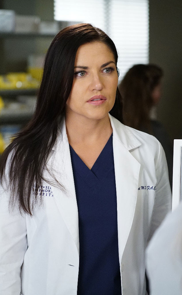 Grey's Anatomy, Season 13, Marika Dominczyk