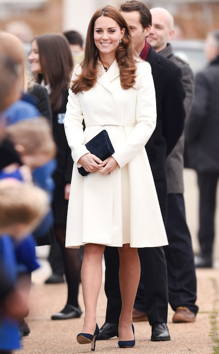 ESC: Kate Middleton, Style Story, February 2015