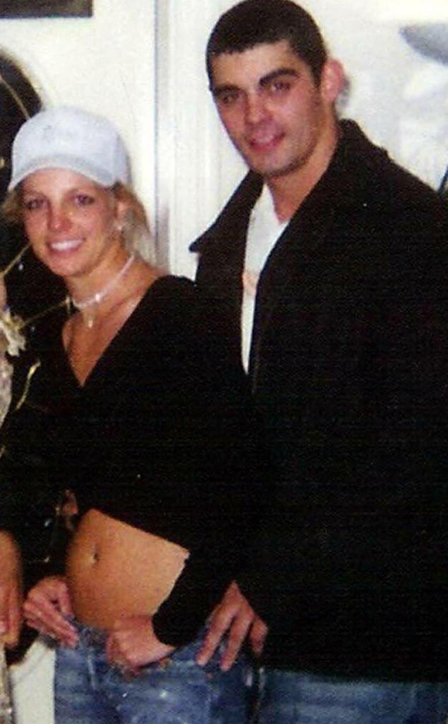 Britney Spears, Jason Alexander, Wedding