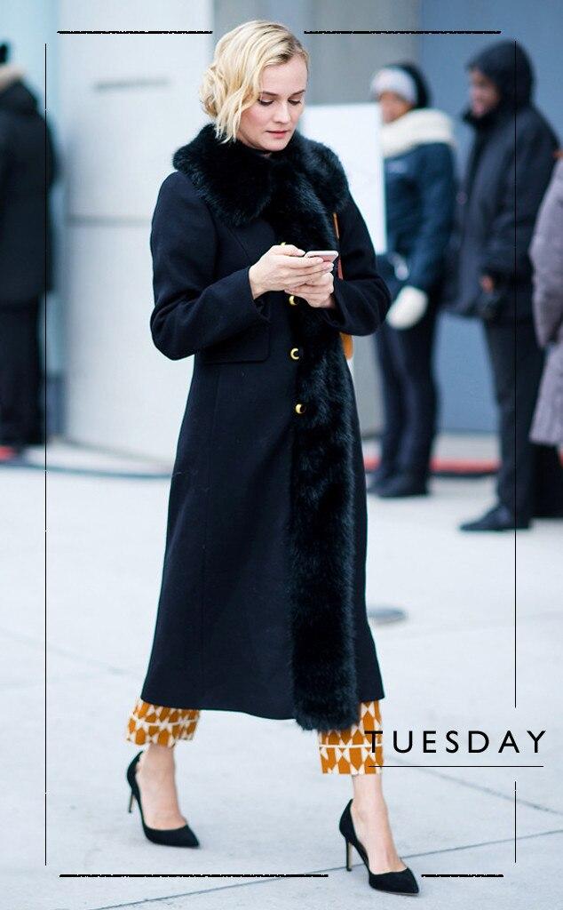 ESC: 5 Days, Diane Kruger