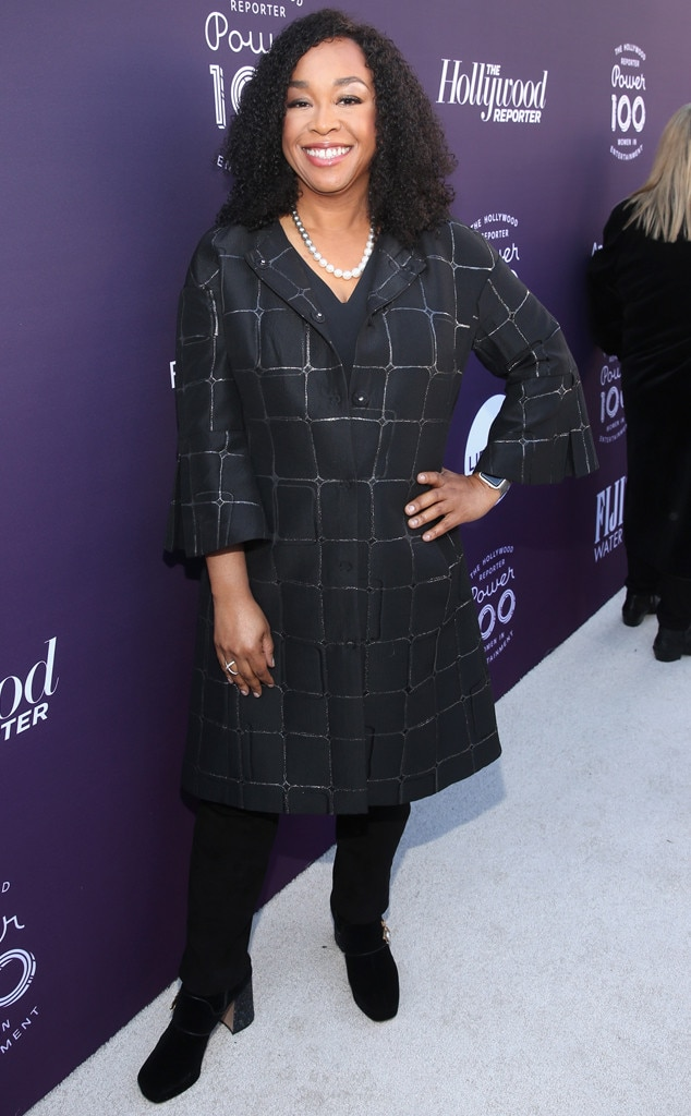 Shonda Rhimes from The Hollywood Reporter's 2017 Women in ...