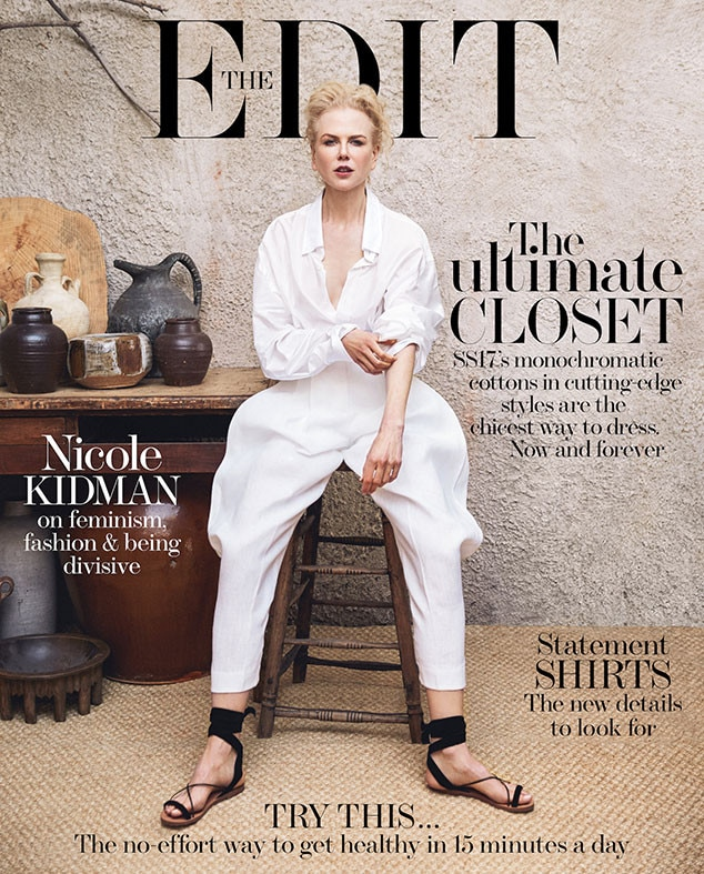 Nicole Kidman, The Edit