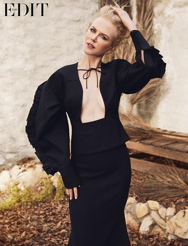 Nicole Kidman, The Edit