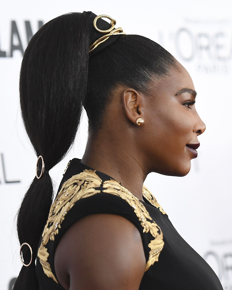 ESC: E!ssentials, Serena WIlliams