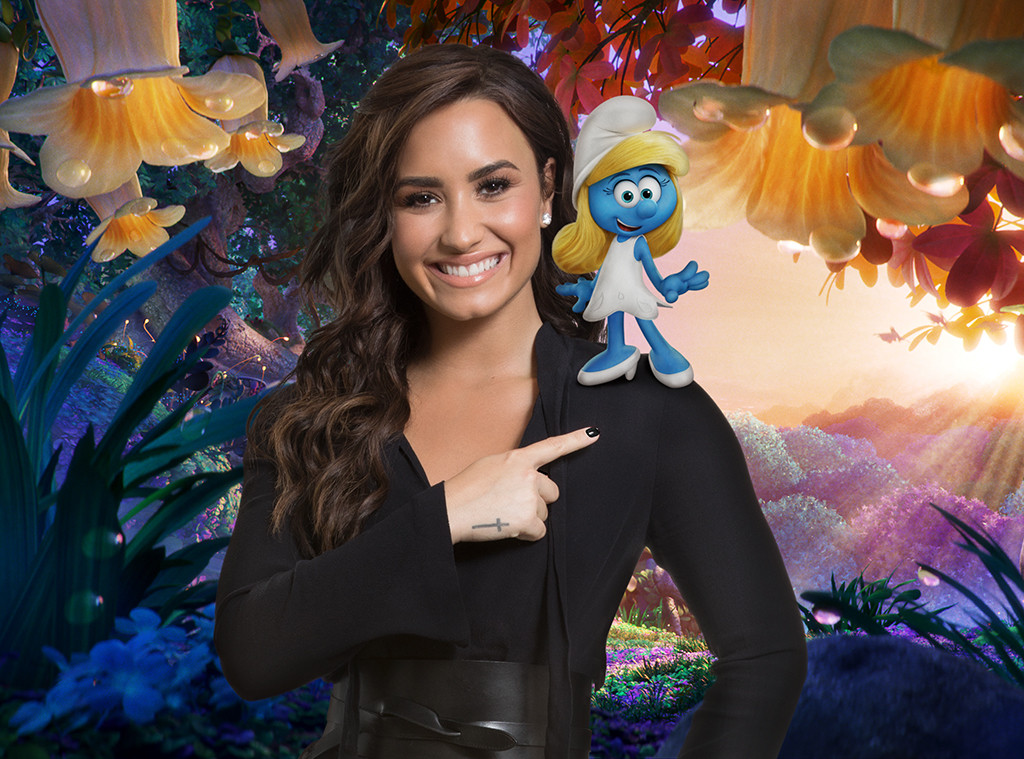 Demi Lovato, SMURFS: THE LOST VILLAGE