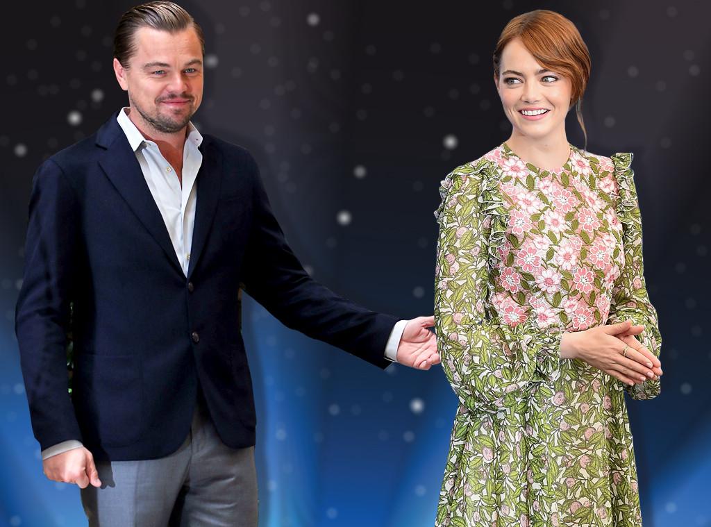 Leonardo DiCaprio, Emma Stone, Campaign for Oscars