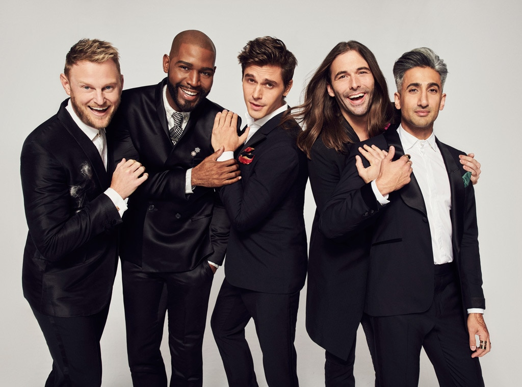Meet the New Cast of Queer Eye