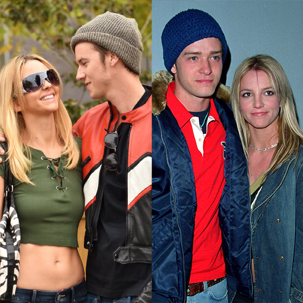 Britney Ever After, Britney Spears, Justin Timberlake
