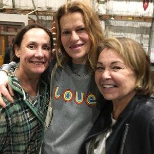 Roseanne Revival, Laurie Metcalf, Sandra Bernhard