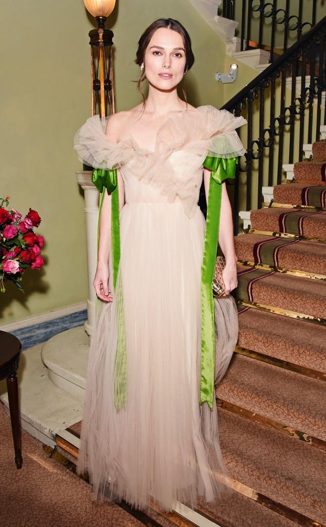 ESC: Best Dressed, Keira Knightley