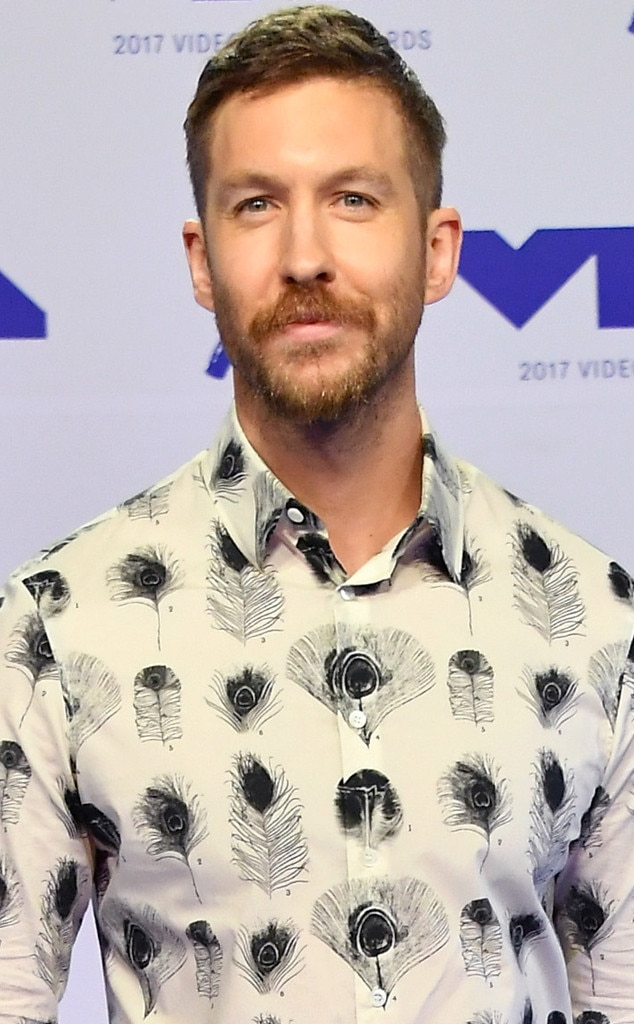 Calvin Harris, 2017 MTV Video Music Awards