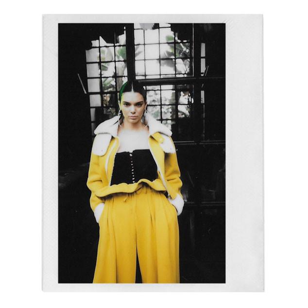 ESC: Kendall Jenner, Kylie Jenner Capsule Collection Shoot