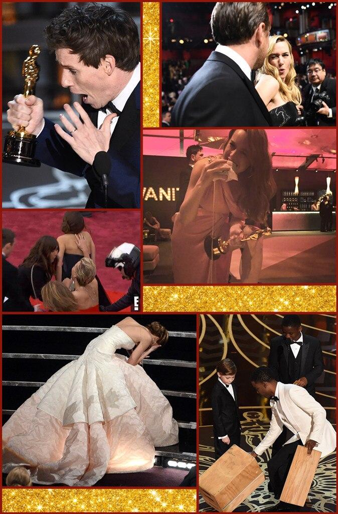 Non-Glamorous BTS Oscars Secrets