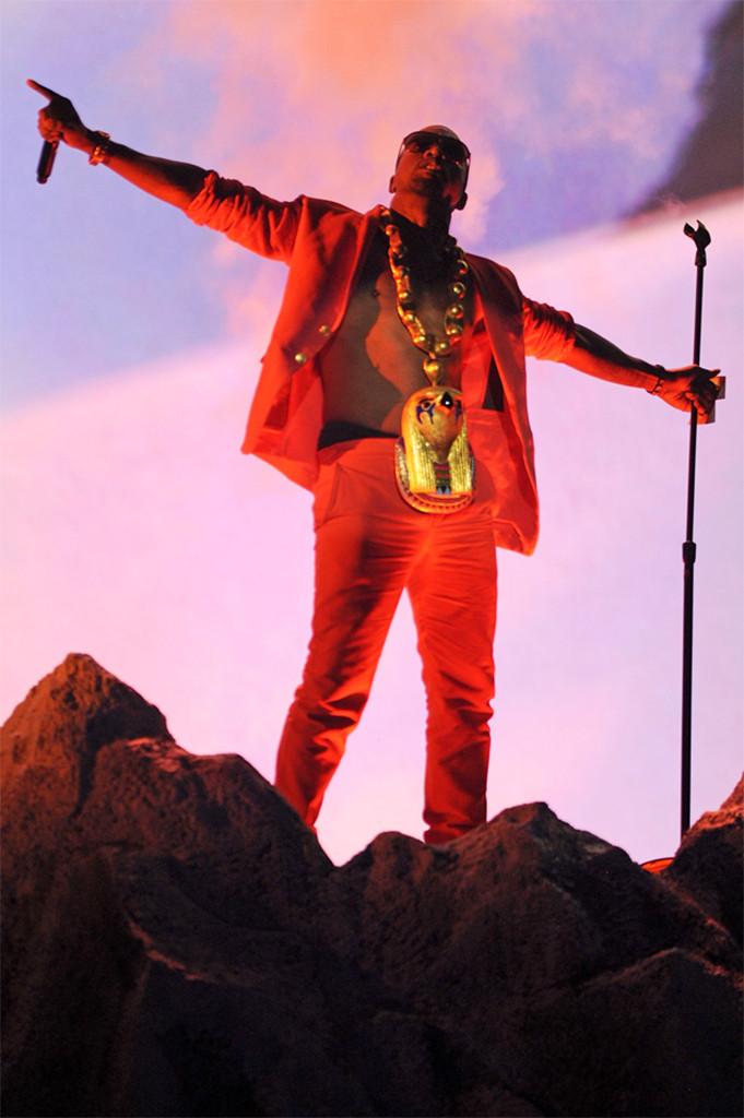 Kanye West, 2010 BET Hip Hop Awards