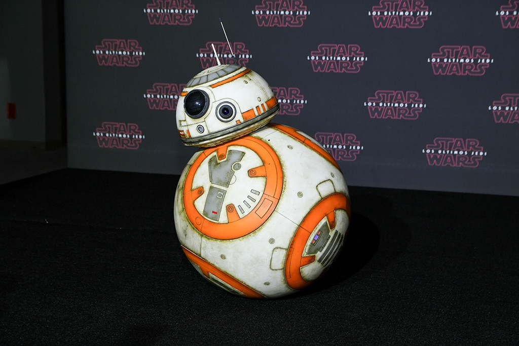BB-8, Star Wars: The Last Jedi, Mexico, Fan Event