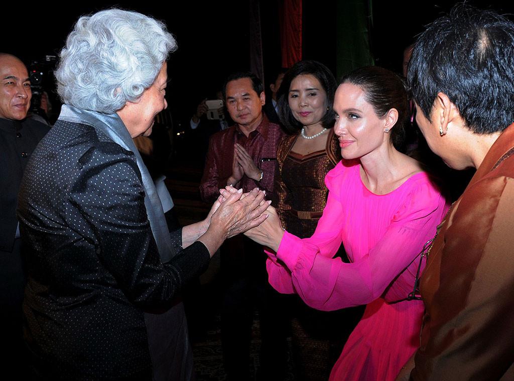 Angelina Jolie, Cambodia