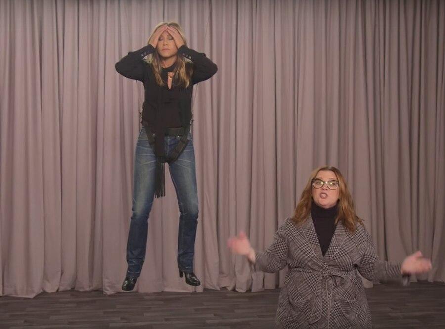 Melissa McCarthy, Jennifer Aniston