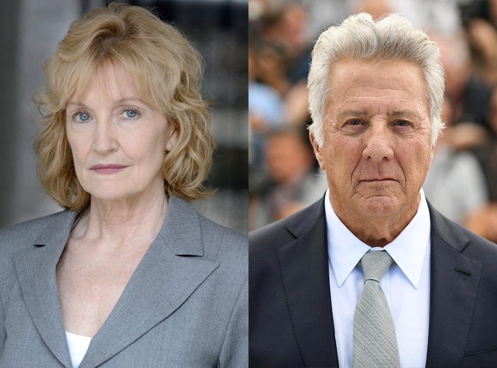 Dustin Hoffman accused of sexual misconduct by third woman