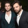 Chace Crawford, Sebastian Stan, GQ Men of the Year Awards 2017