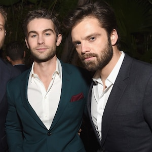 Chace Crawford, Sebastian Stan, GQ Men of the Year Awards 2017
