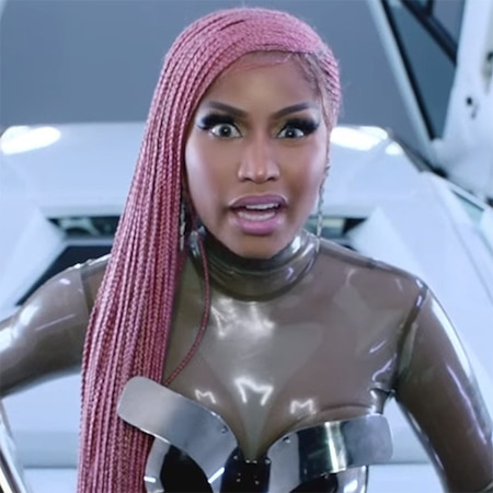 Nicki Minaj Cardi B And Migos Team Up For Futuristic Motorsport Video E News Canada