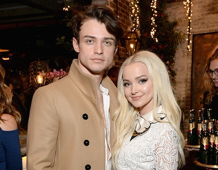 Dove Cameron and Thomas Doherty Celebrate One-Year Anniversary: Look Back at Their Sweetest Moments
