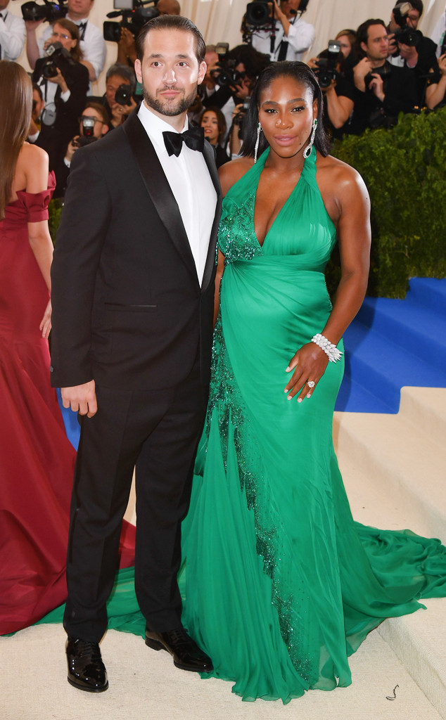 ESC: Alexis Ohanian, Serena Williams, Couples Gift Guide