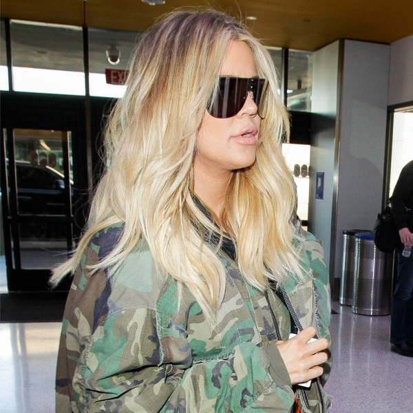 Khloé Kardashian's Butt May Be Sagging Because of Her Pregnancy