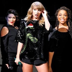 Taylor Swift, 2017 Stars Celebrate the Holidays