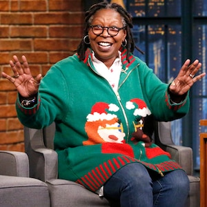 Stars in Ugly Holiday Sweaters
