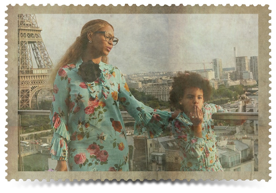 Beyonce, Guide to the World, Paris, Eiffel Tower Adjacent