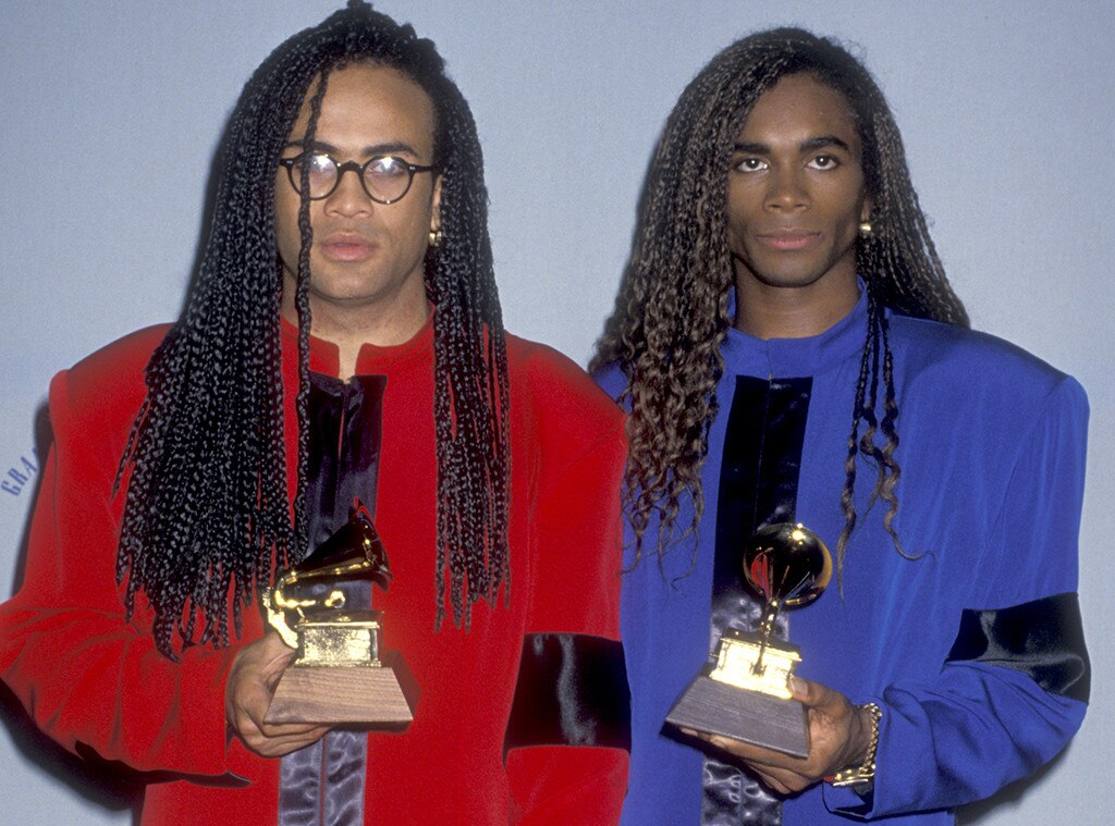 Milli Vanilli, 1990, Shocking Grammy Moments