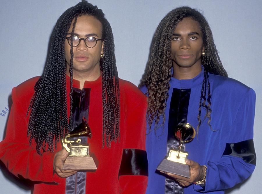 Milli Vanilli, 1990, Shocking Grammy Moments