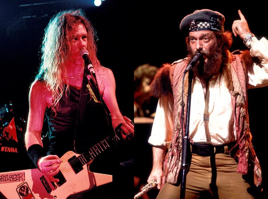 Metallica, Jethro Tull, Shocking Grammy Moments