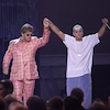 Eminem, Elton John, Shocking Grammys Moments