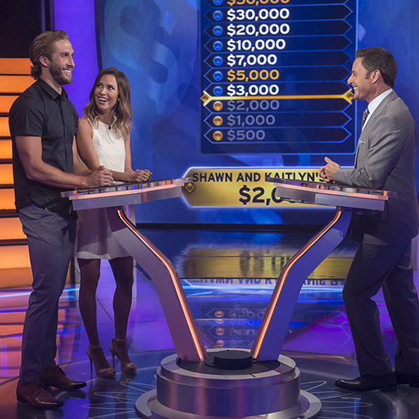 Who Wants to Be a Millionaire, Bachelor Week