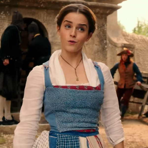 Emma Watson, Beauty and the Beast, Belle