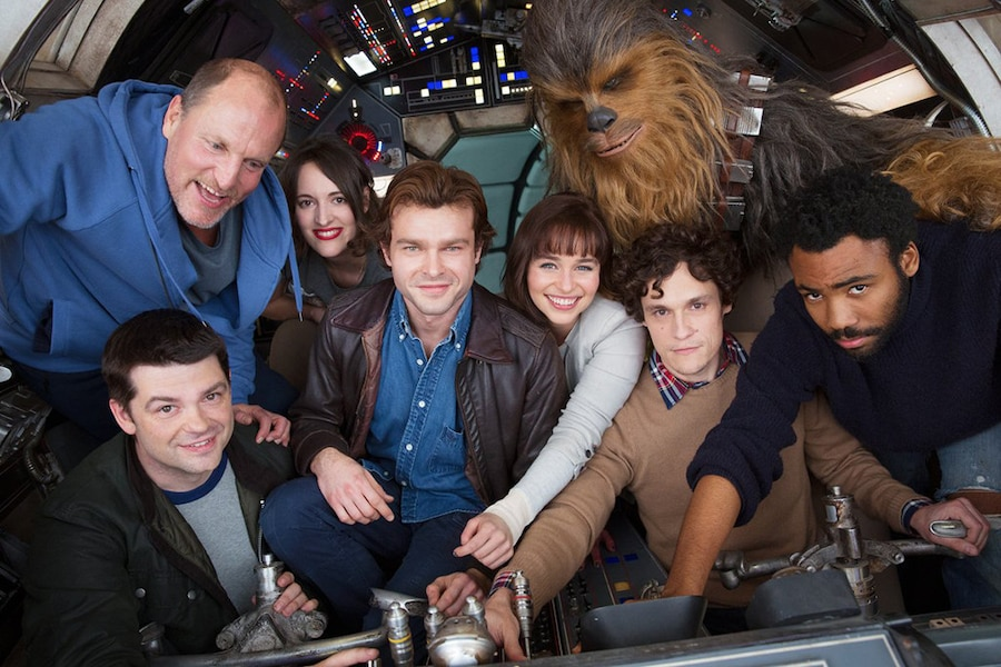 Han Solo Movie Cast, Star Wars