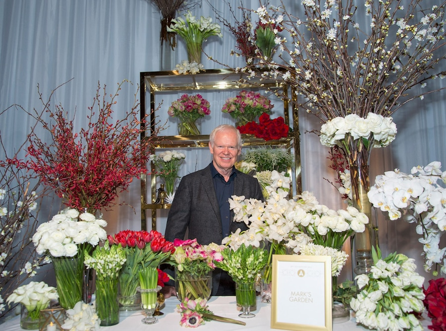 Mark Held, Florist, Oscars