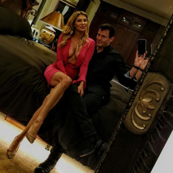 Brandi Glanville, Donald Friese