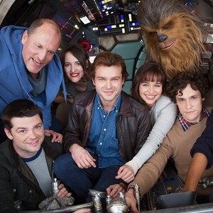 Han Solo Movie Cast, Star Wars