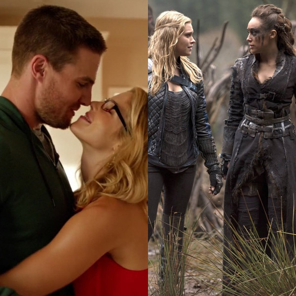 TV Top Couples Split