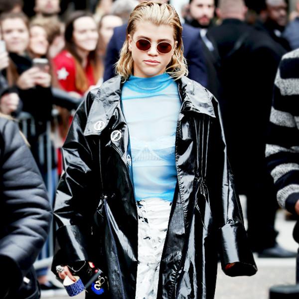 ESC: Sofia Richie, Dare to Wear