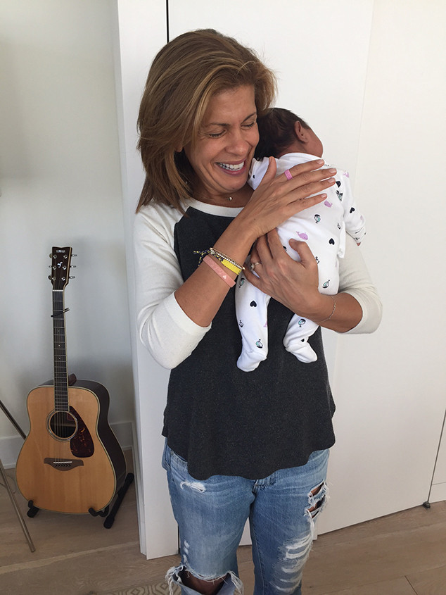 Hoda Kotb, Baby, Adoption, Haley Joy