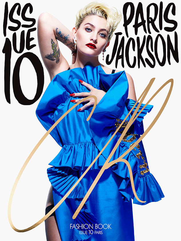Paris Jackson, CR Fashion Book 10