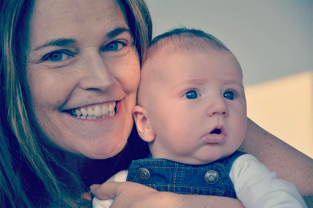Savannah Guthrie, Son, Charley