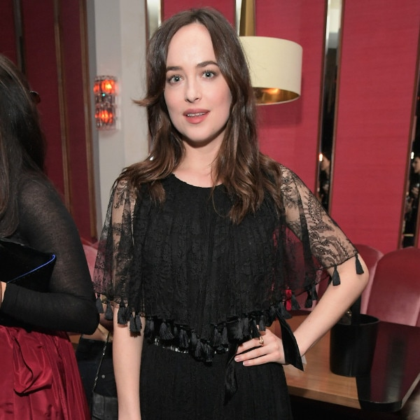 Dakota Johnson, Vanity Fair Young Hollywood