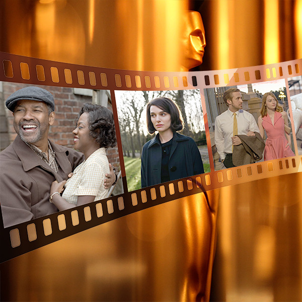 2017 Oscars, Milestones, Fences, Jackie, La La Land, Lion