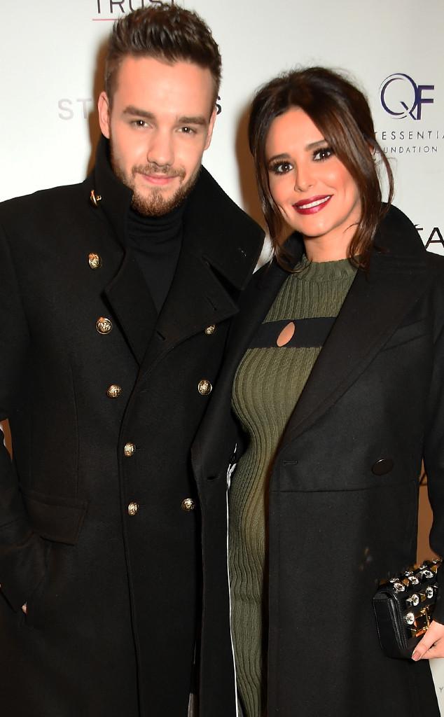 Cheryl Fernandez-Versini, Liam Payne